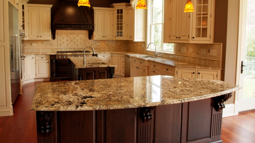 granite-kitchen-island